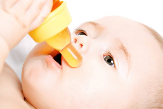 Lack of Water Might Disturb Your Baby