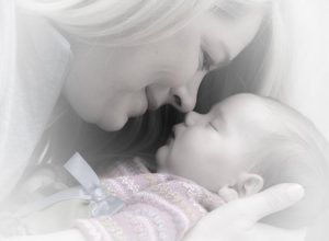 Influence of Mother's Voice on Babies